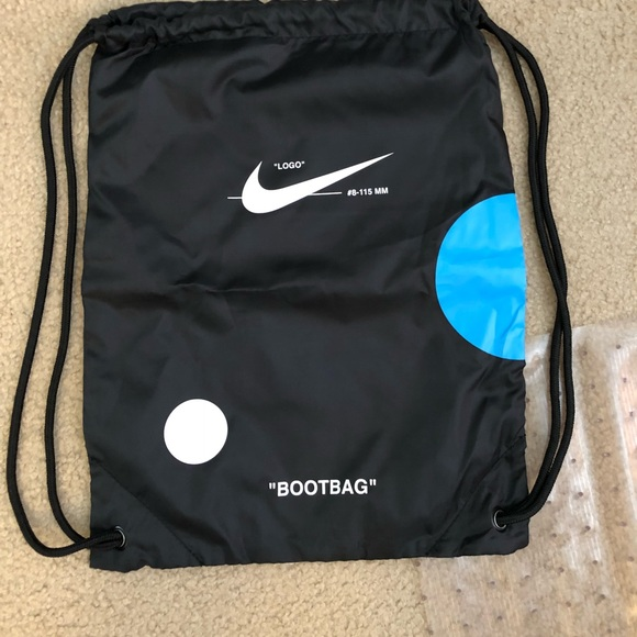 909521cb3006 Off-White Bags | Nike X Offwhite Boot Bag | Poshmark
